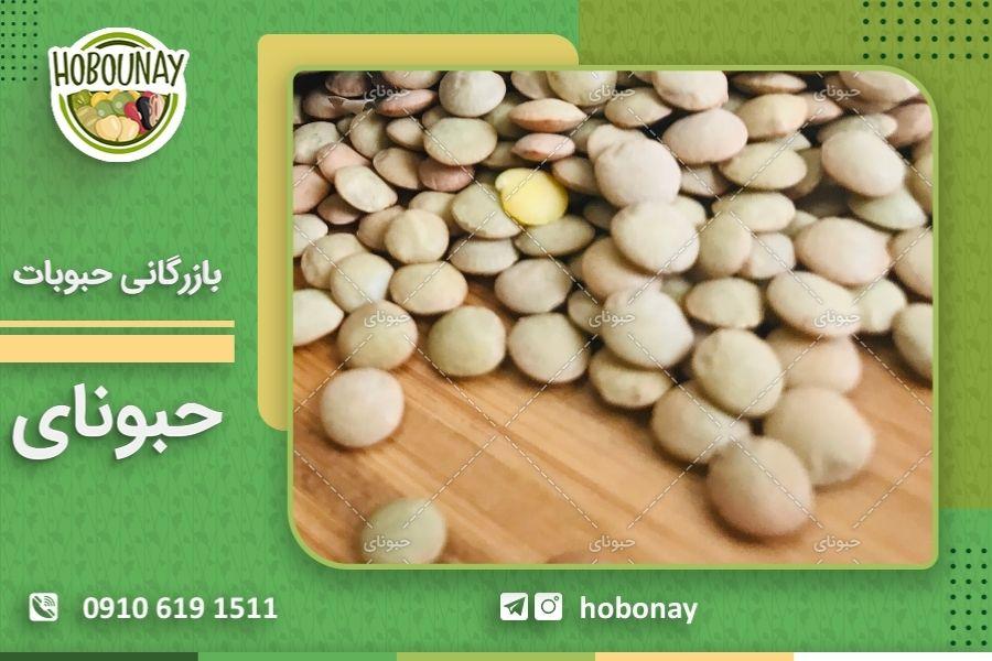خرید بدون واسطه از سایت مرکز تجاری حبوبات ایران
