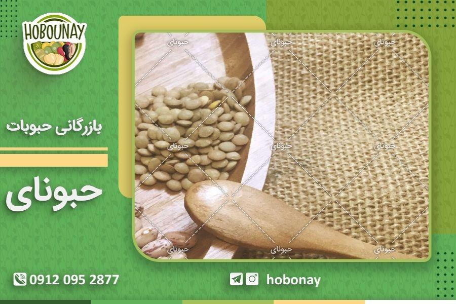 لیست انواع مختلف حبوبات کاشت شده در ایران